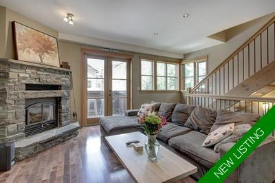 South Canmore Townhouse for sale:  3 bedroom 1,527 sq.ft. (Listed 2018-07-12)